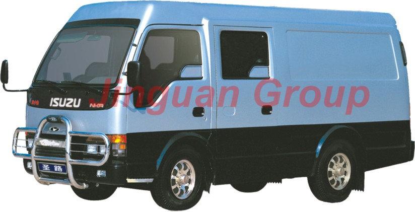 Bank trucks and Vans