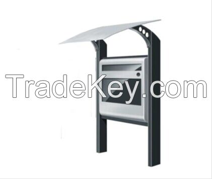 Outdoor interactive touch display terminal 70-84 inch