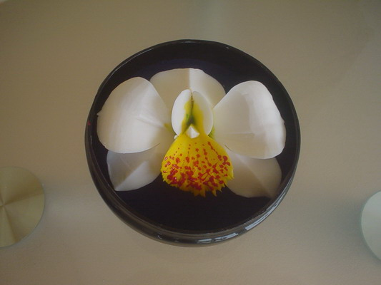 Origin Carved Soap Flower
