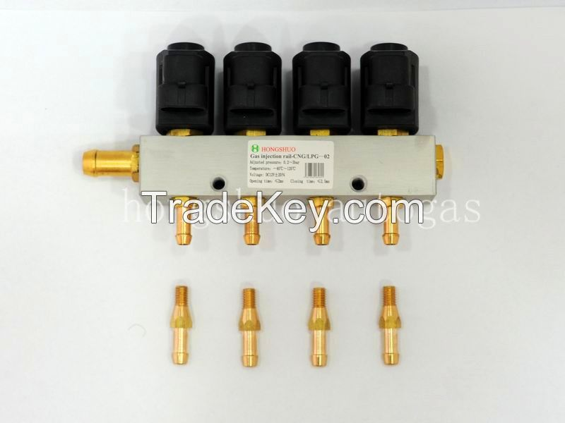LPG/CNG injector