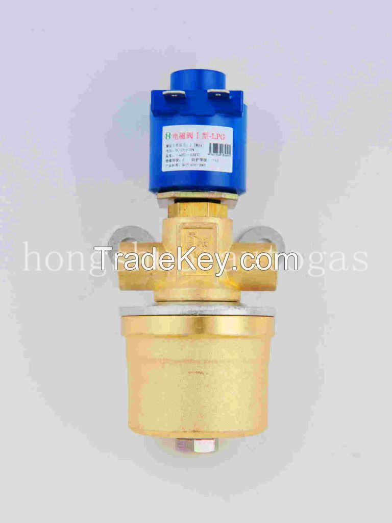 solenoid valve of LPG conversion kit