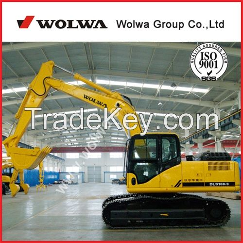 DLS160-9 Crawler Hydraulic Excavator