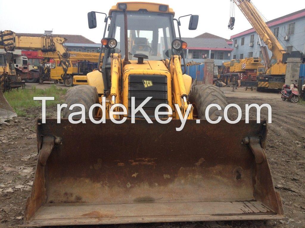 Used Backhoe loader,JCB 3CX LOADER,4CX Backhoe loader,CASE 580M Loader