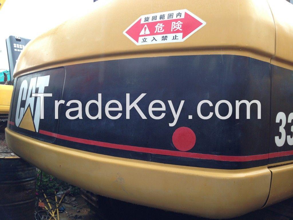 Used Excavator, cat 320C, 320D excavator, 330cl excavator, 330BL excavator