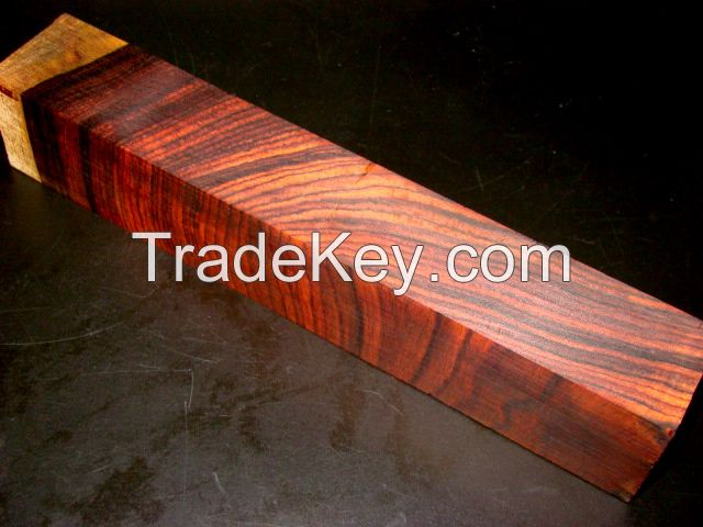 Cocobolo Wood
