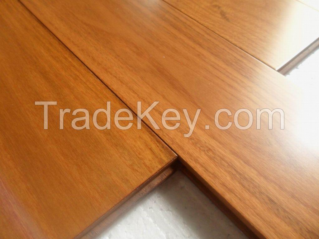 Teak Wood American Origin Best for Flooring and Decking