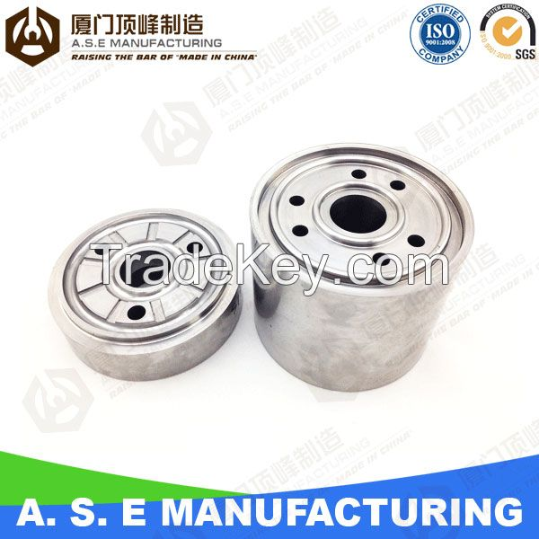 CNC Machined Stainless Steel Precision Mold Parts