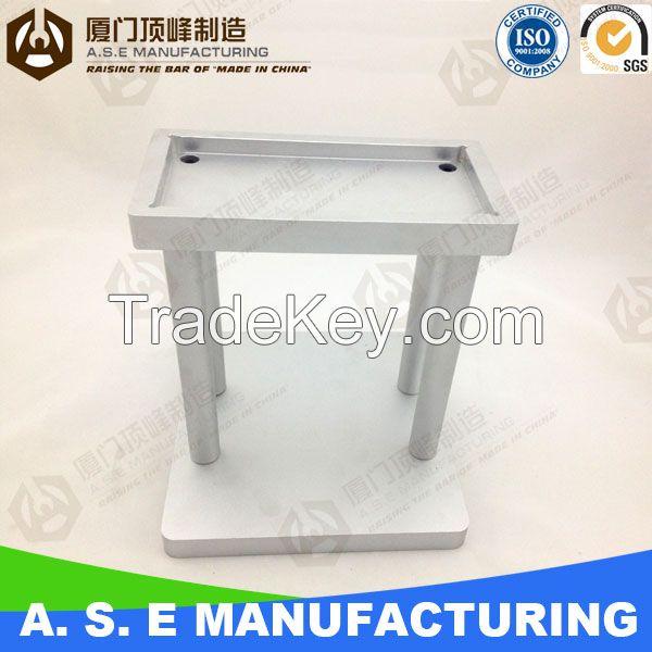 CNC Machine Aluminum Parts Fixing Seat