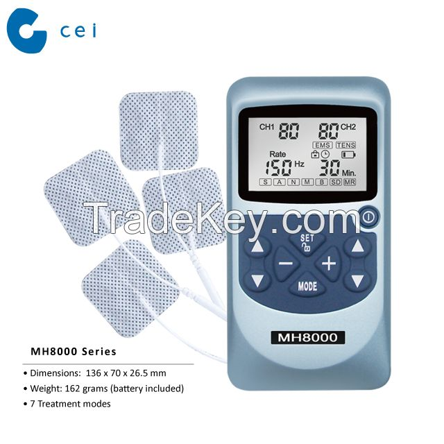 Rehabilitation Equipment TENS EMS Muscle Stimulator Electro Acupuncture Stimulator Electric Massager