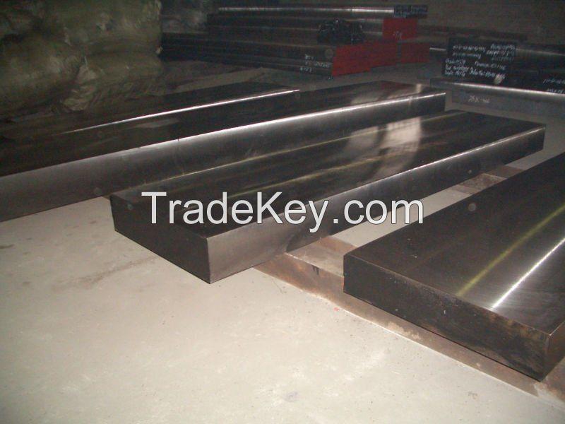 wuhan mould flat steel bar D3 1.2080 Cr12