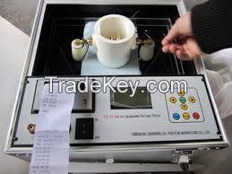 transformer , dehydration , di electric testing