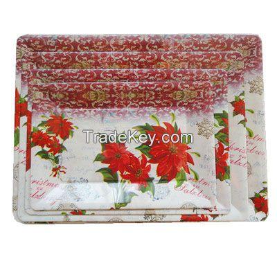 plastic tray/plastic plate