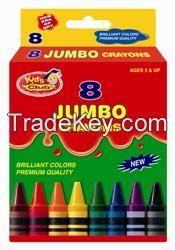 High quality 8 Jumbo Crayons