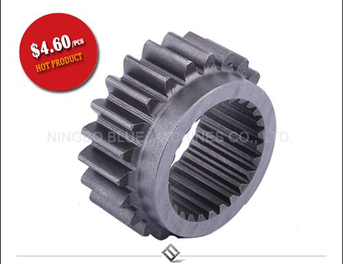 High performance rotary gear with Hardness HRC58~69