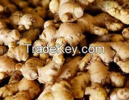 Dry Split Ginger