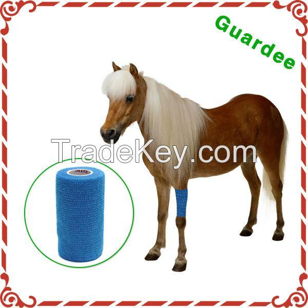 Horse Non-woven Elastic Cohesive Bandage