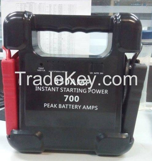 12v/24v vehicle jump starter /power bank