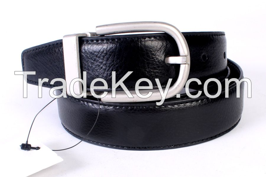 Split Leather Mens Belt