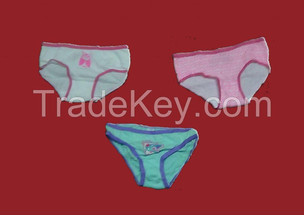 girls panty