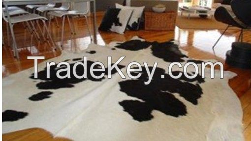 Assorted Animal Hides and Skins