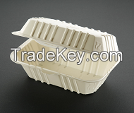 bio dispoabale tableware: cups, plates, cutlery, bowl, tray, pot, foof container,