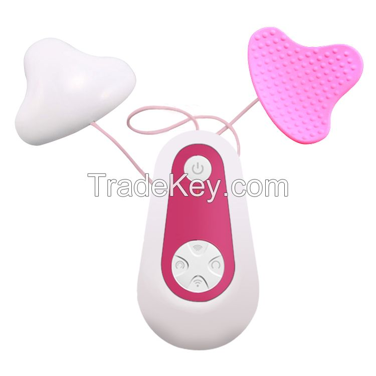 2014 New Hot Sale Effective For women Electric Vibrating Breast Massager