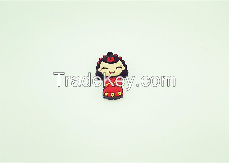 2015 Traditional Chinese couples usb flash drive