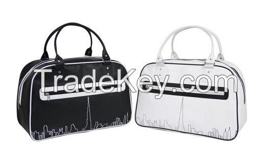 Leisure Design PVC Leather Travel Bag