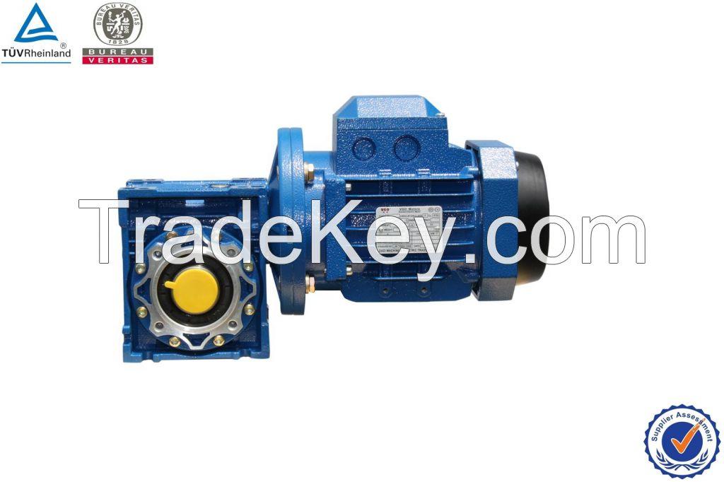 NMRV worm wheel gearbox