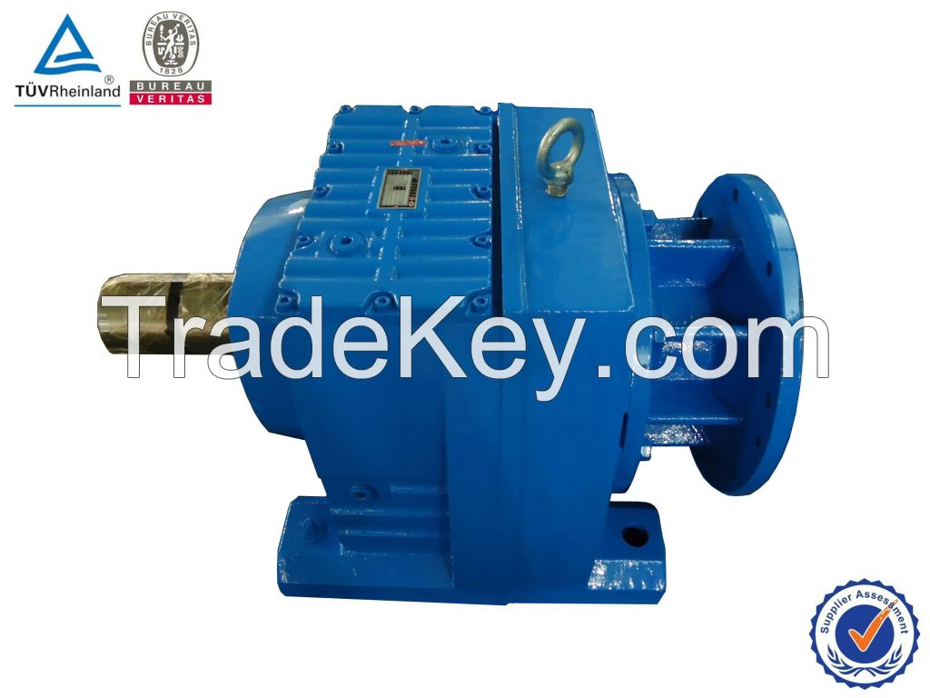SLR Helical gearbox