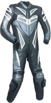 Leather Motrcycle Suit