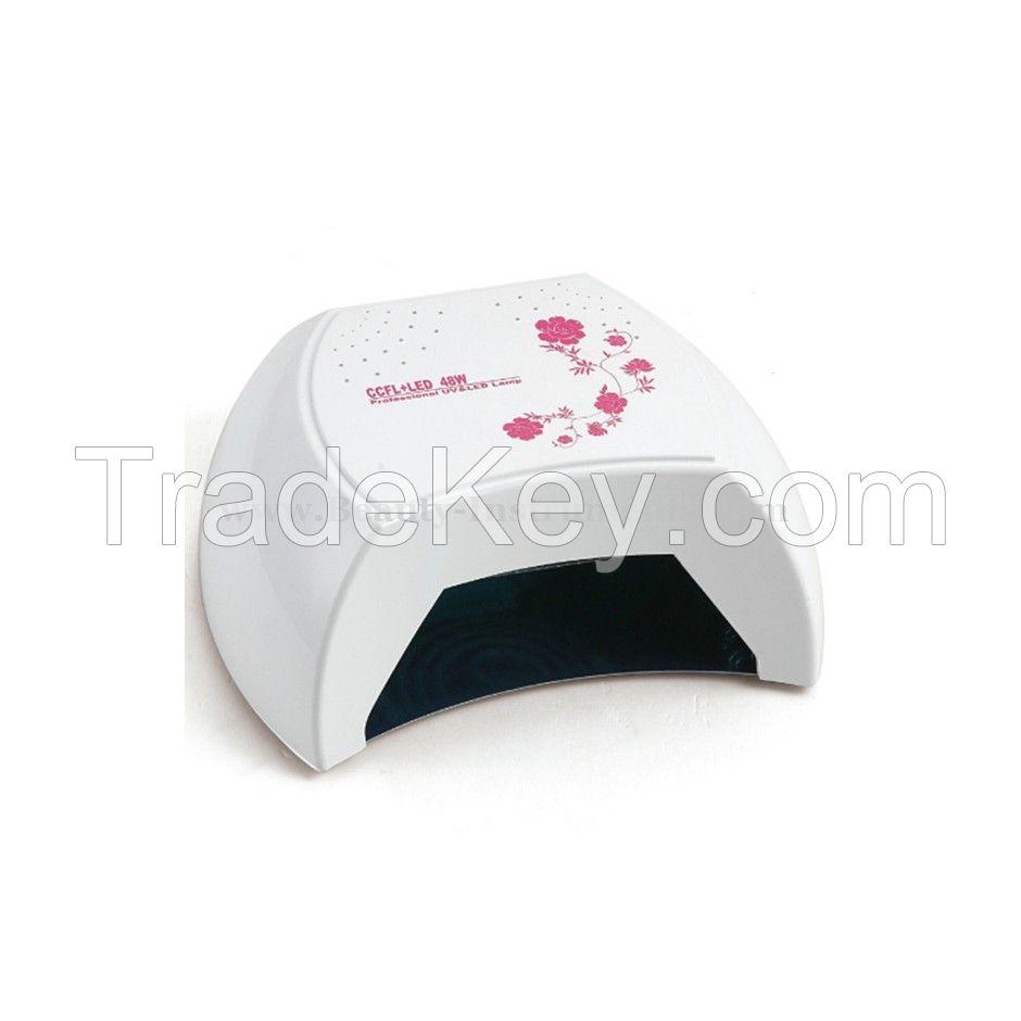 Nail Art Tools, nail lamps, 48w CCFL LED nail lamp AT-LCL017