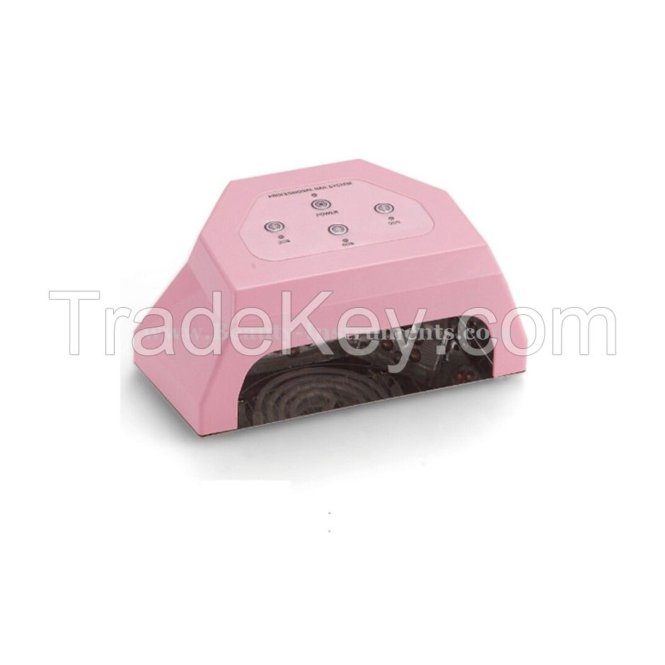 18W LED Light Lamp Nail Dryer for Curing LED Gel Nail Polish AT-LCL007