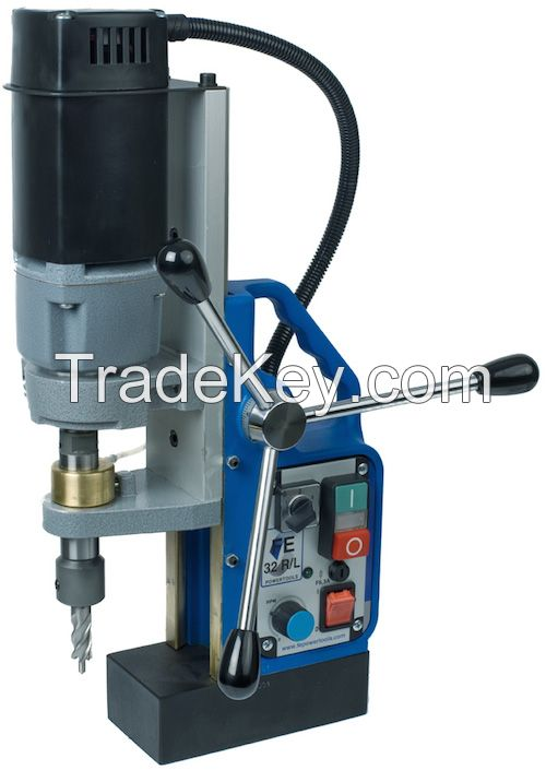 Magnet base portable core drilling machine