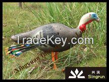 3D turkey XPE hunting decoys
