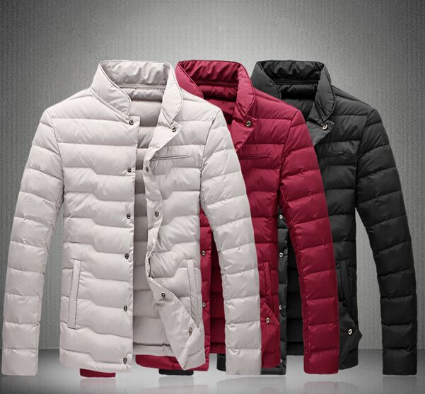 Hot-selling Winter Men Cotton-Padded Clothes