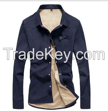 Fashion Cotton long sleeve shirts Mens Shirts