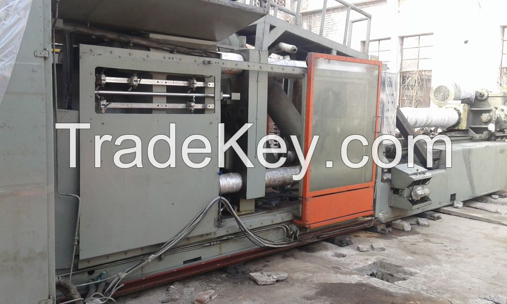 INJECTION MOLDING MACHINERY (USED)