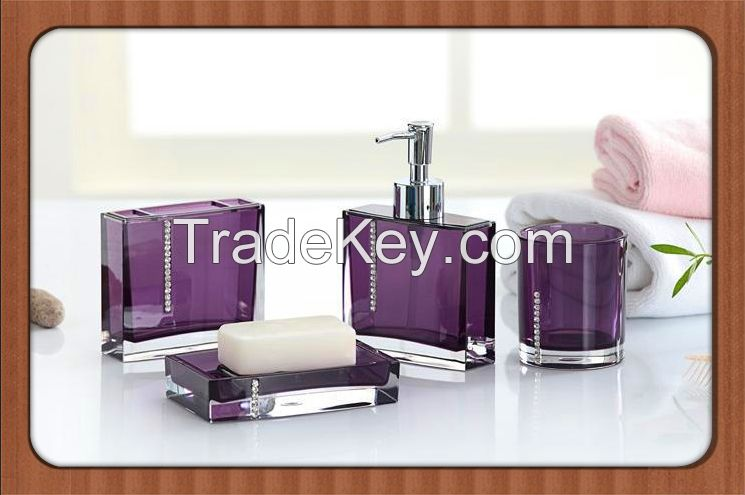 Erainlife beautiful ERRE008 Ployresin bathroom set