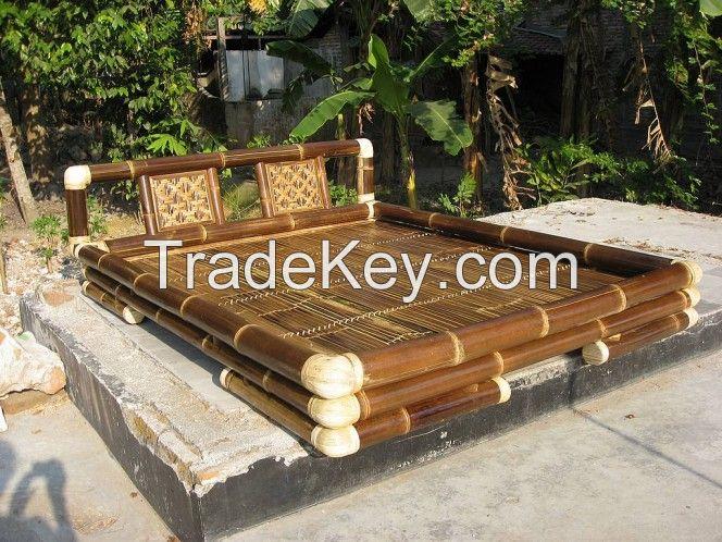 Luxury Bamboo Bed 149-200 USD/UNIT