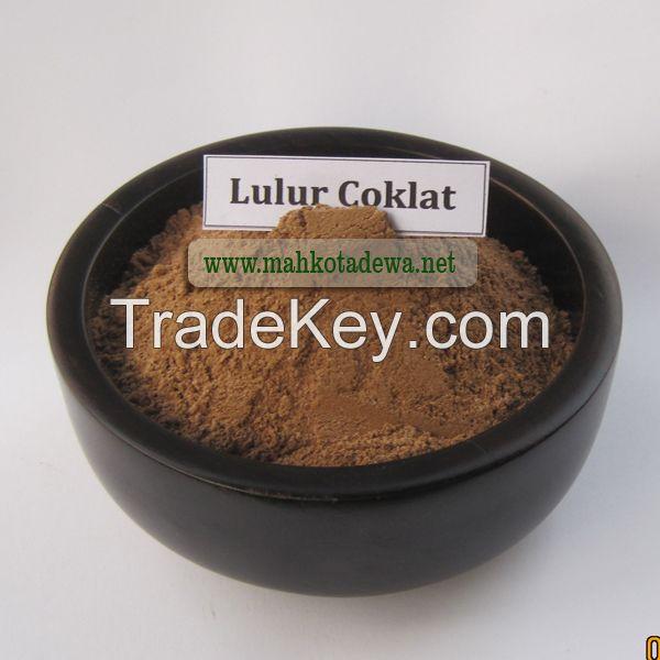 Traditional Body Scrub (Lulur) Chocolate
