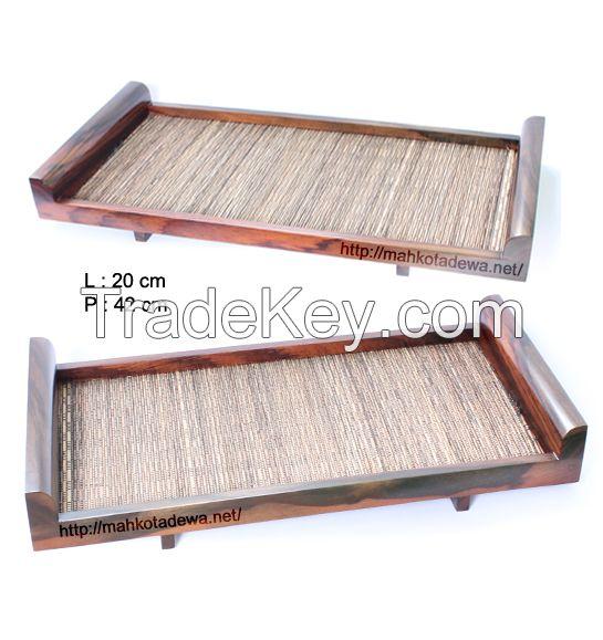 Wooden Tray Spa - Nampan Spa