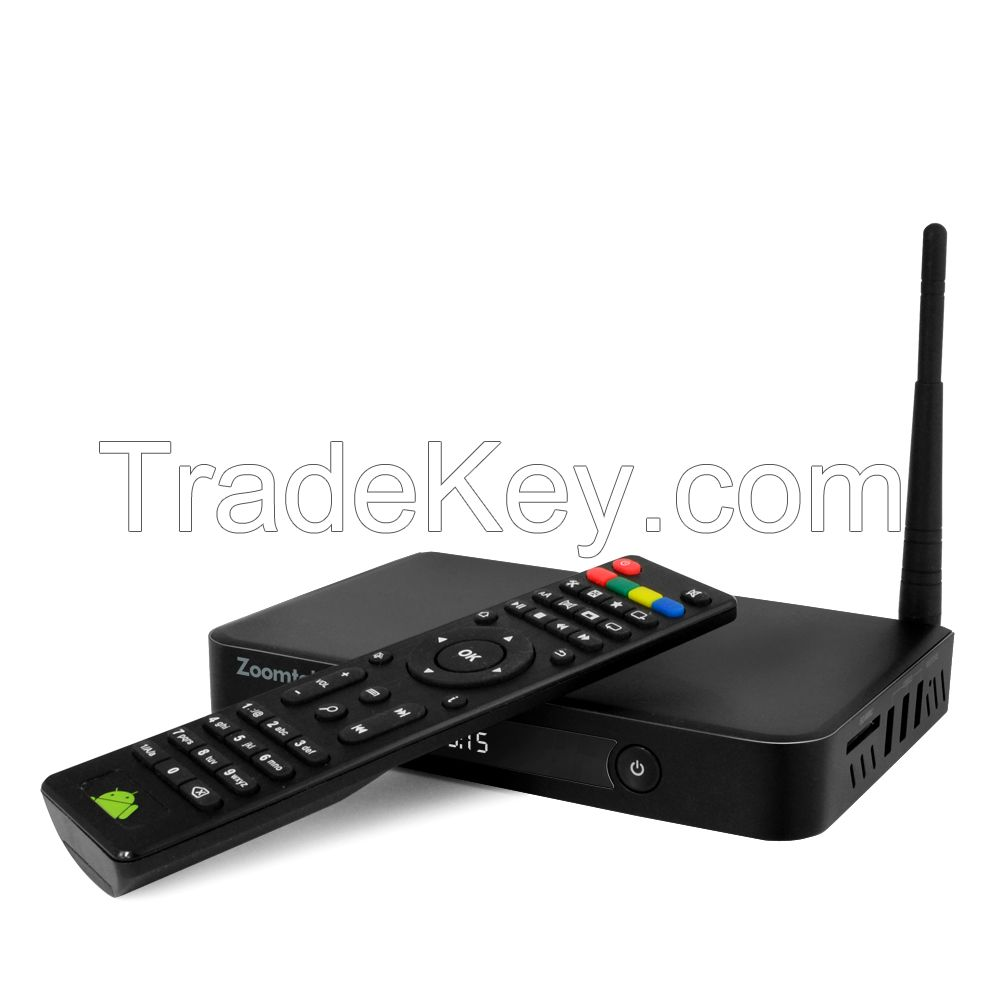 2014Best S802 Quad Core Android 4.4 kitkat set topTV Box with XBMC, Support Dual-band Wi-Fi (2.4/5.8GHz) and Bluetooth