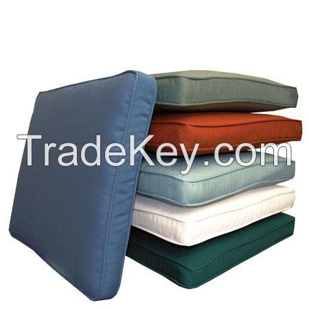 100% V lap polyester seat cushion