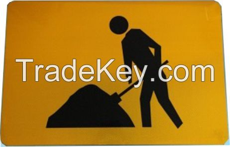 road sign safety sign traffic sign Guide sign warning sign