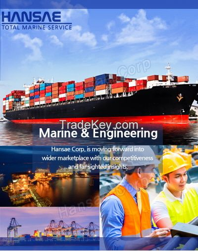 Marine Main / Generator Engine Spare Parts