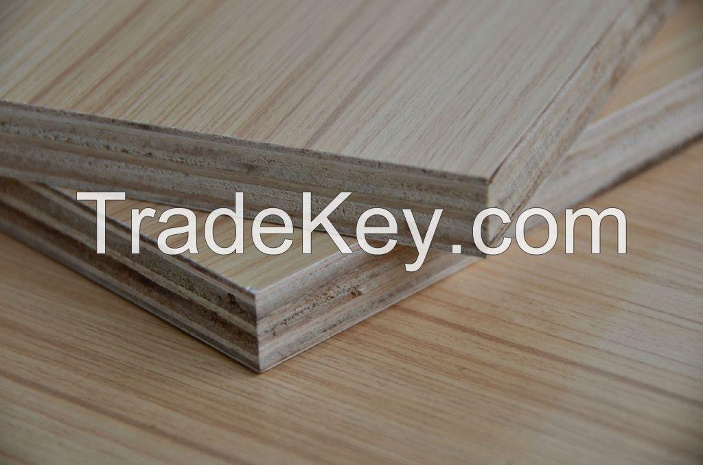 Veneer Commercial Plywood
