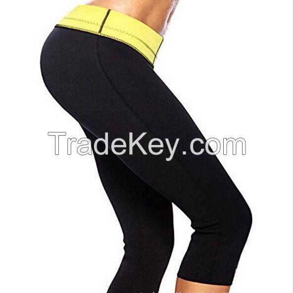 Stretch Neoprene Slimming Pants Body Shaper Slimming Pants Body Shaper