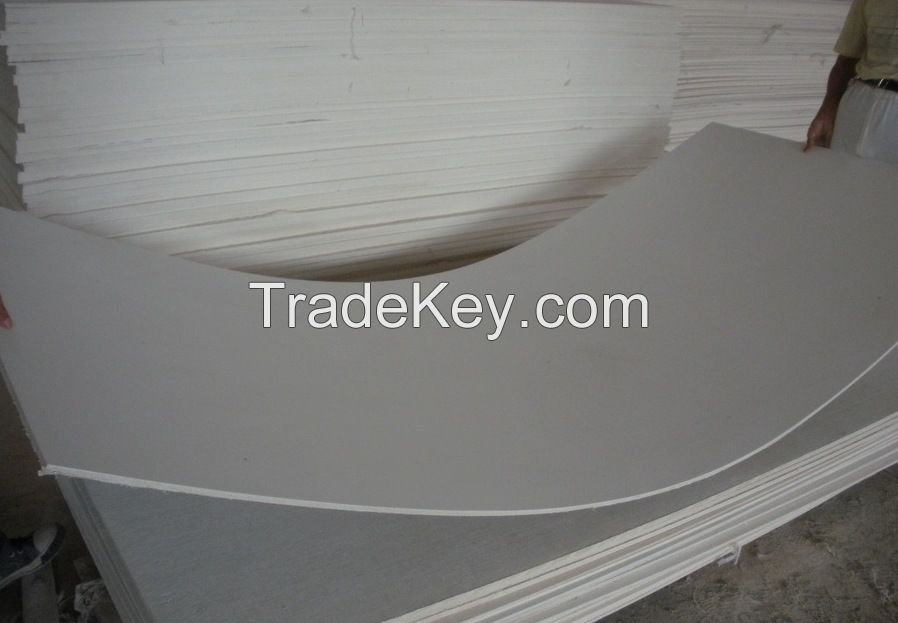 Heat insulation material waterproof mgo board from China manufacturer