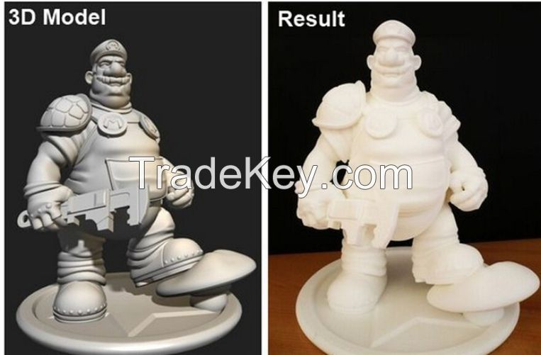 2015 New upgrade and favorable price 3d printer prusa i3 and 3d printer china